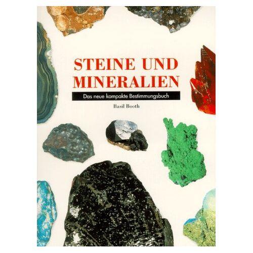 Basil Booth - Steine und Mineralien. - Preis vom 12.05.2021 04:50:50 h