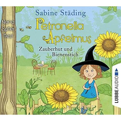 Sabine Städing - Petronella-Zauberhut und Bienenstich Teil 4 - Preis vom 24.10.2020 04:52:40 h