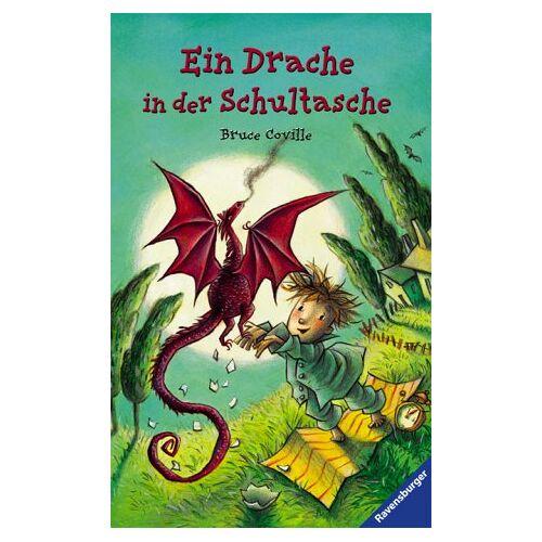 Bruce Coville - Der magische Zauberladen 2: Ein Drache in der Schultasche - Preis vom 05.09.2020 04:49:05 h