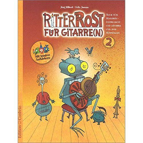 - Ritter Rost fuer Gitarre(n) Band 2 - Preis vom 28.02.2021 06:03:40 h