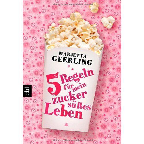Marjetta Geerling - Fünf Regeln für mein zuckersüßes Leben - Preis vom 22.10.2020 04:52:23 h