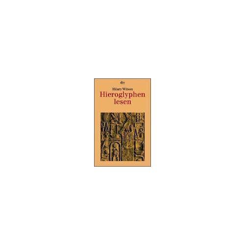 Hilary Wilson - Hieroglyphen lesen. - Preis vom 07.05.2021 04:52:30 h