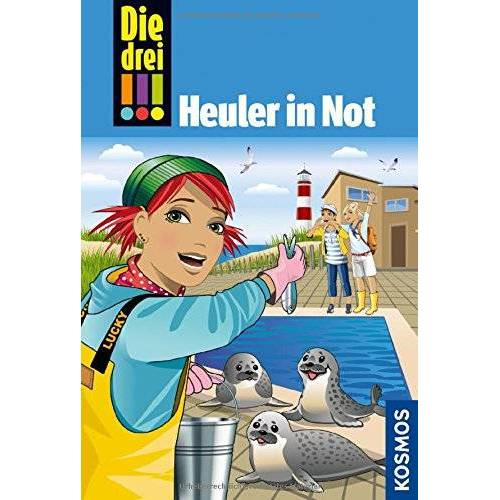 Maja von Vogel - Die drei !!!, 65, Heuler in Not - Preis vom 21.10.2020 04:49:09 h