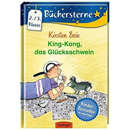 Kirsten Boie - King Kong, das Glücksschwein - Preis vom 25.02.2021 06:08:03 h