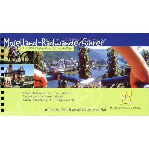 Bernkastel-Kues Mosellandtouristik GmbH - Moselland - Radwanderführer: Deutschland-Frankreich-Luxembourg Mosel: Thionville (F) - Trier - Koblenz Saar: Konz - Saarburg - Merzig, Sauer: Wasserbillig (L) - Echternach (L). 1:50000 - Preis vom 18.04.2021 04:52