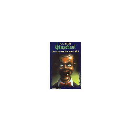 Stine, Robert L. - Gänsehaut, Bd.8, Die Puppe mit dem starren Blick - Preis vom 16.01.2021 06:04:45 h
