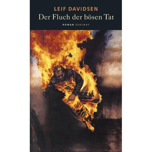 Leif Davidsen - Der Fluch der bösen Tat: Roman - Preis vom 03.09.2020 04:54:11 h