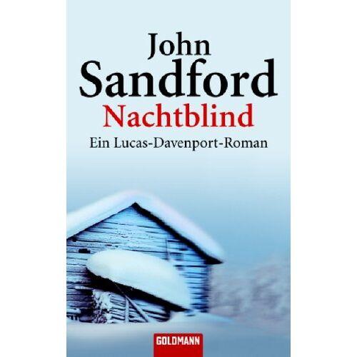 John Sandford - Nachtblind. Ein Lucas-Davenport-Roman - Preis vom 16.01.2021 06:04:45 h