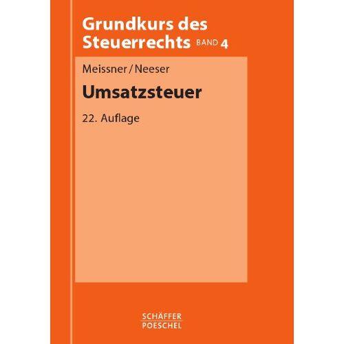 Gabi Meissner - Umsatzsteuer - Preis vom 09.05.2021 04:52:39 h