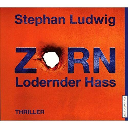 Stephan Ludwig - Zorn 7 – Lodernder Hass - Preis vom 21.04.2021 04:48:01 h