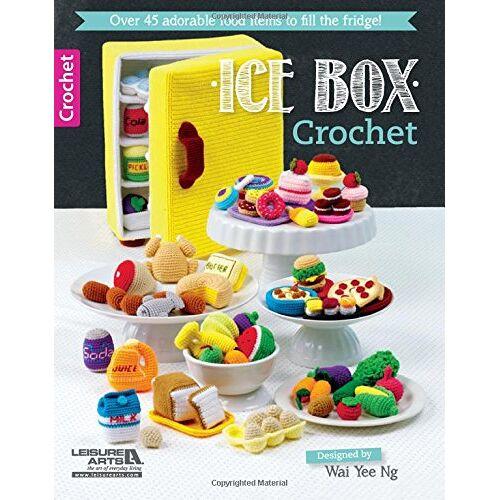 Wai-Yee Ng - Ice Box Crochet - Preis vom 28.02.2021 06:03:40 h