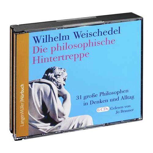 Wilhelm Weischedel - Weischedel SA CD Philosophische Hintertreppe - Preis vom 06.05.2021 04:54:26 h