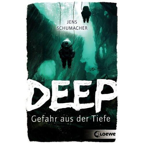 Jens Schumacher - Deep: Gefahr aus der Tiefe - Preis vom 21.10.2020 04:49:09 h