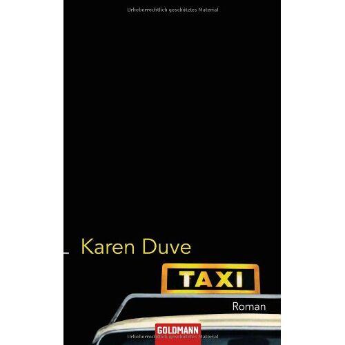 Karen Duve - Taxi: Roman - Preis vom 20.10.2020 04:55:35 h