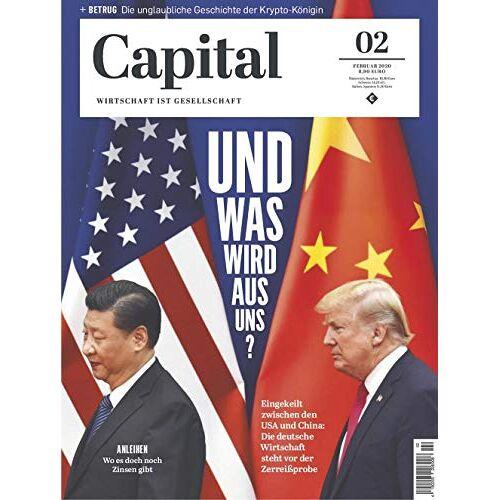 Capital - Capital 2/2020 Und was wird aus uns? - Preis vom 06.09.2020 04:54:28 h