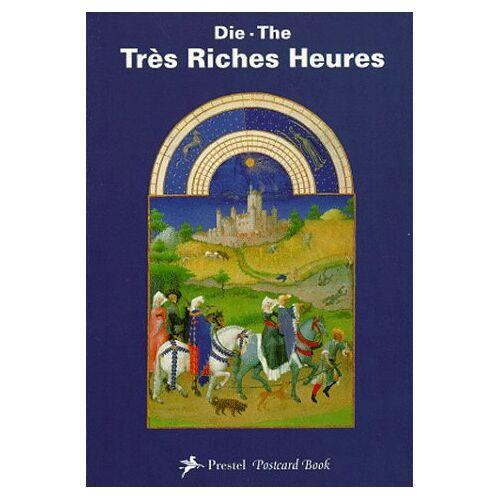 Prestel - Prestel Postcard Books, Die Tres Riches Heures (Prestel Postcards) - Preis vom 08.05.2021 04:52:27 h