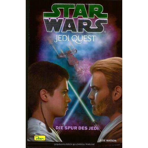 Jude Watson - Star Wars. Jedi Quest 03. Die Spur des Jedi. - Preis vom 13.05.2021 04:51:36 h
