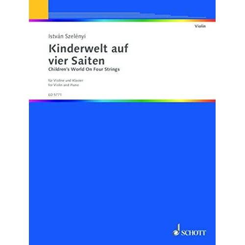 - Kinderwelt auf vier Saiten: Violine und Klavier. - Preis vom 20.10.2020 04:55:35 h
