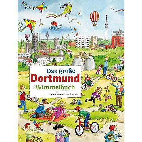 Roland Das große DORTMUND-Wimmelbuch (Städte-Wimmelbücher) - Preis vom 14.05.2021 04:51:20 h