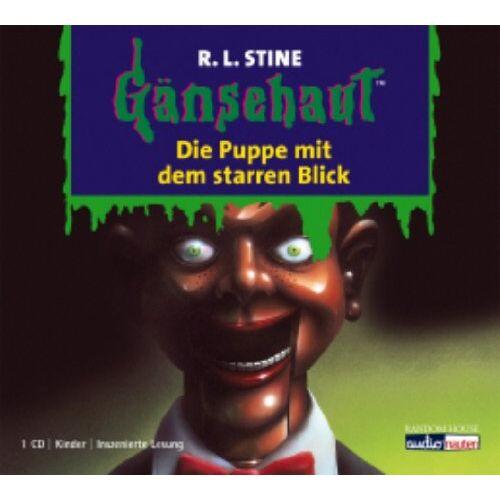 Stine, R. L. - Die Puppe mit dem starren Blick: Gänsehaut Band 8 - Preis vom 03.09.2020 04:54:11 h