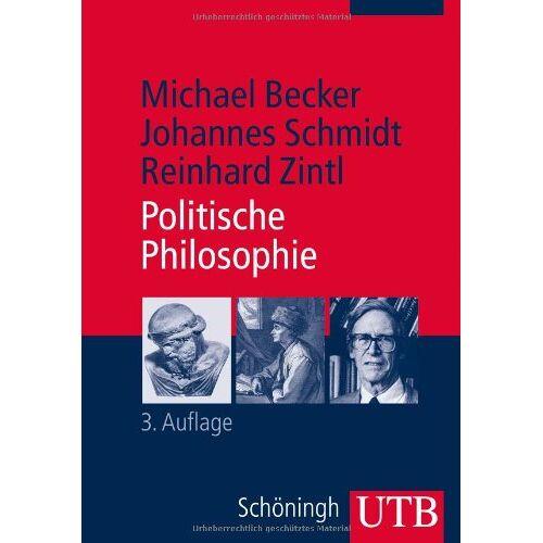 Becker Politische Philosophie - Preis vom 05.09.2020 04:49:05 h