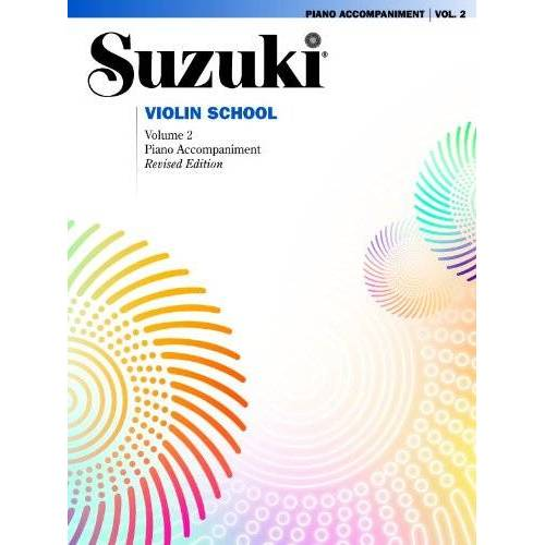 Suzuki Violin School - Piano Accompaniments Volume 2 - Preis vom 26.02.2021 06:01:53 h