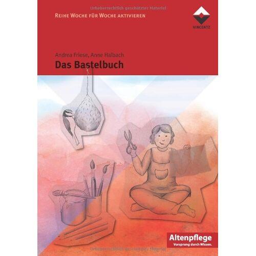 Andrea Friese - Das Bastelbuch - Preis vom 05.05.2021 04:54:13 h