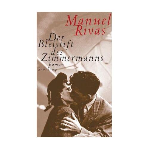 Manuel Rivas - Der Bleistift des Zimmermanns: Roman - Preis vom 14.01.2021 05:56:14 h