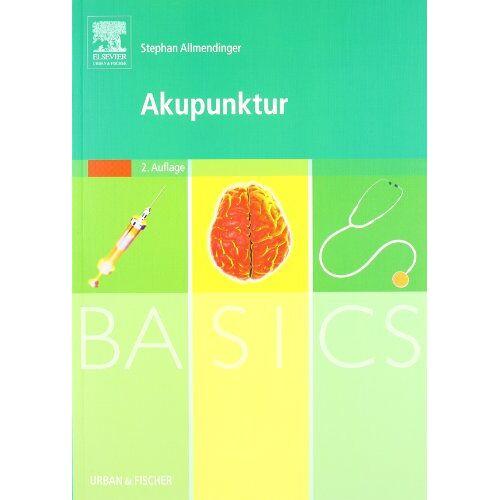 Stephan Allmendinger - BASICS Akupunktur - Preis vom 14.01.2021 05:56:14 h