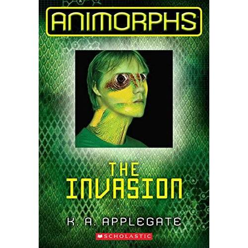 Applegate, K. A. - The Invasion (Animorphs #01) - Preis vom 23.02.2021 06:05:19 h