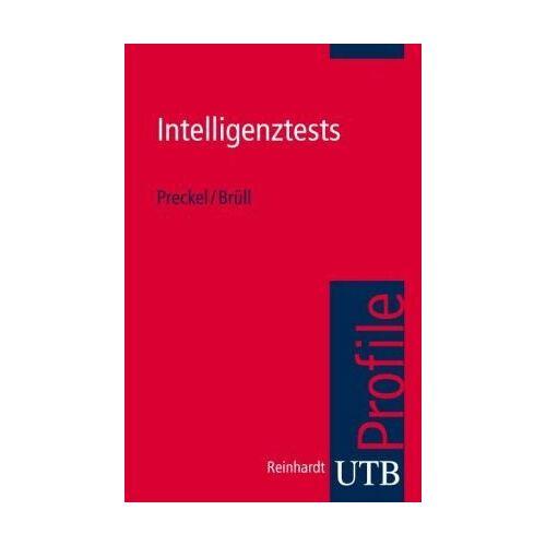 Matthias Brüll - Intelligenztests - Preis vom 06.05.2021 04:54:26 h