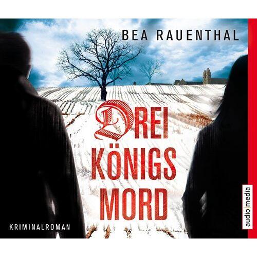 Bea Rauenthal - Dreikönigsmord - Preis vom 21.04.2021 04:48:01 h