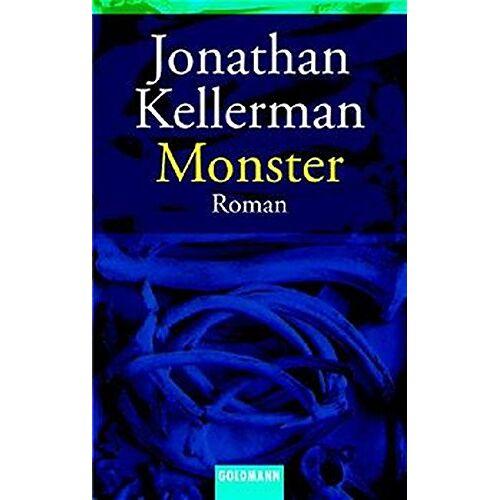 Jonathan Kellerman - Monster: Roman (Goldmann Allgemeine Reihe) - Preis vom 13.05.2021 04:51:36 h