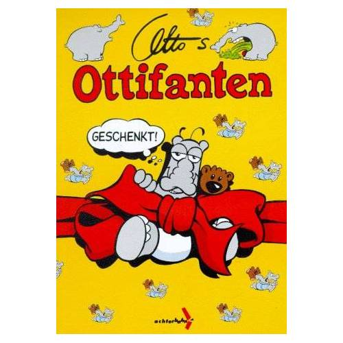Otto Waalkes - Ottifanten, Bd.9, Geschenkt! - Preis vom 03.09.2020 04:54:11 h