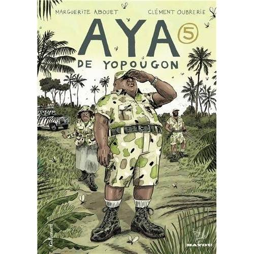 Marguerite Abouet - Aya De Yopougon: Aya De Yopougon. Tome 5 - Preis vom 16.05.2021 04:43:40 h
