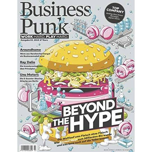 Business Punk - Business Punk 3/2019 The Beyond Hype - Preis vom 20.04.2021 04:49:58 h