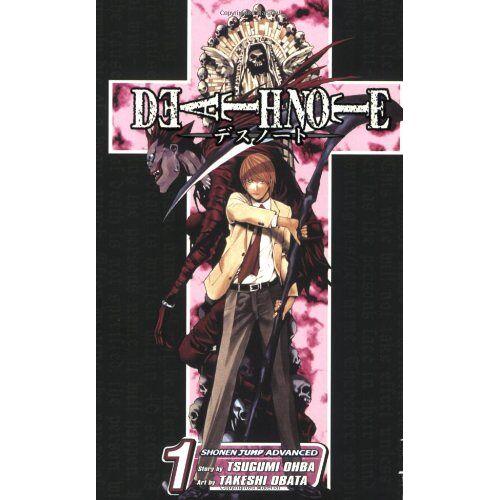 Tsugumi Ohba - Death Note, Vol. 1: v. 1 - Preis vom 18.04.2021 04:52:10 h