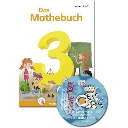 Karl-Heinz Keller - Das Mathebuch 3: Schülerbuch, 3. Schuljahr - Preis vom 14.01.2021 05:56:14 h