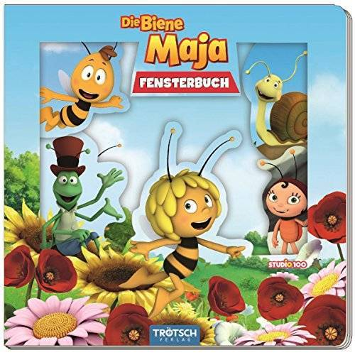 Trötsch Verlag - Fensterbuch Die Biene Maja - Preis vom 20.01.2021 06:06:08 h