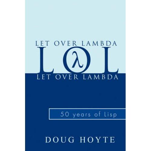 Doug Hoyte - Let Over Lambda - Preis vom 11.05.2021 04:49:30 h