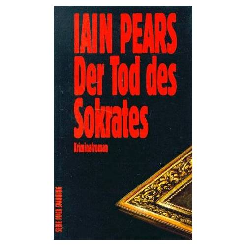 Iain Pears - Der Tod des Sokrates. - Preis vom 03.09.2020 04:54:11 h