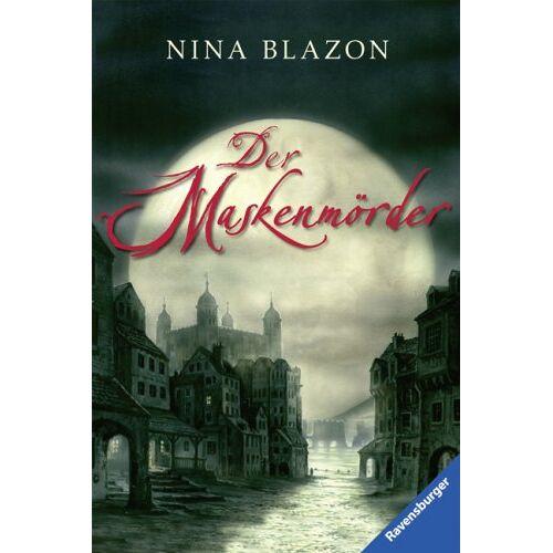 Nina Blazon - Der Maskenmörder - Preis vom 21.10.2020 04:49:09 h