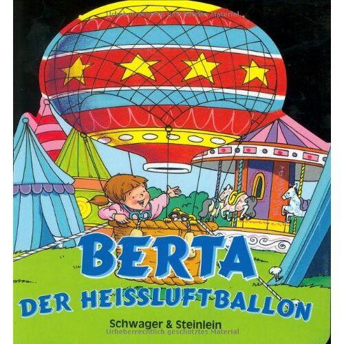- Berta der Heißluftballon. ( Ab 2 J.) - Preis vom 18.10.2020 04:52:00 h