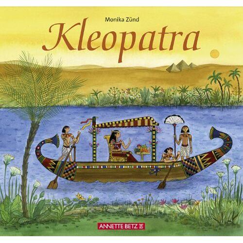 Monika Zünd - Kleopatra - Preis vom 13.04.2021 04:49:48 h
