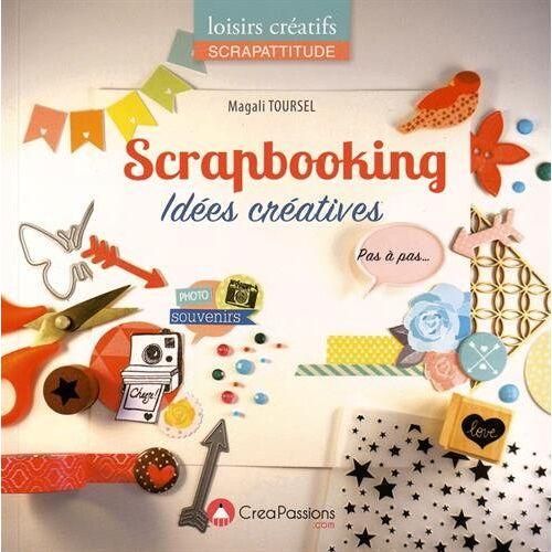 Magali Toursel - Scrapbooking : Idées créatives - Preis vom 09.05.2021 04:52:39 h