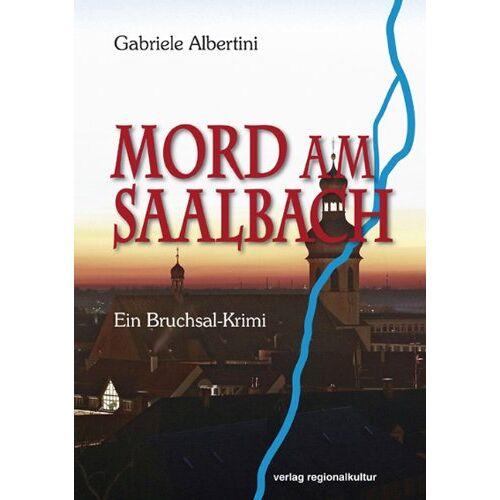 Gabriele Albertini - Mord am Saalbach - Preis vom 03.05.2021 04:57:00 h