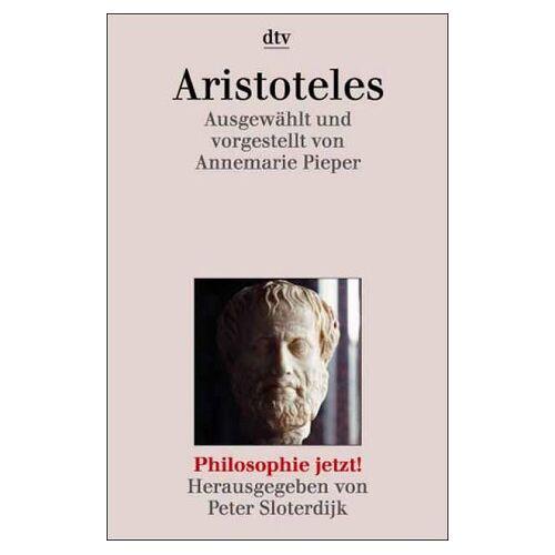 Aristoteles - Philosophie jetzt! Aristoteles - Preis vom 20.10.2020 04:55:35 h