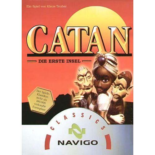 Navigo - Catan: Die erste Insel [Navigo Classics] - Preis vom 20.10.2020 04:55:35 h