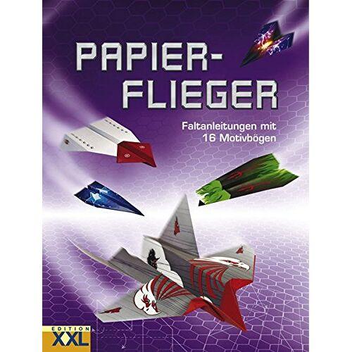 - Papierflieger: Faltanleitungen mit 16 Motivbögen - Preis vom 05.03.2021 05:56:49 h