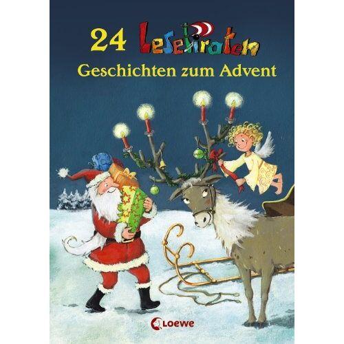 - Lesepiraten. 24 Lesepiraten-Geschichten zum Advent - Preis vom 04.10.2020 04:46:22 h